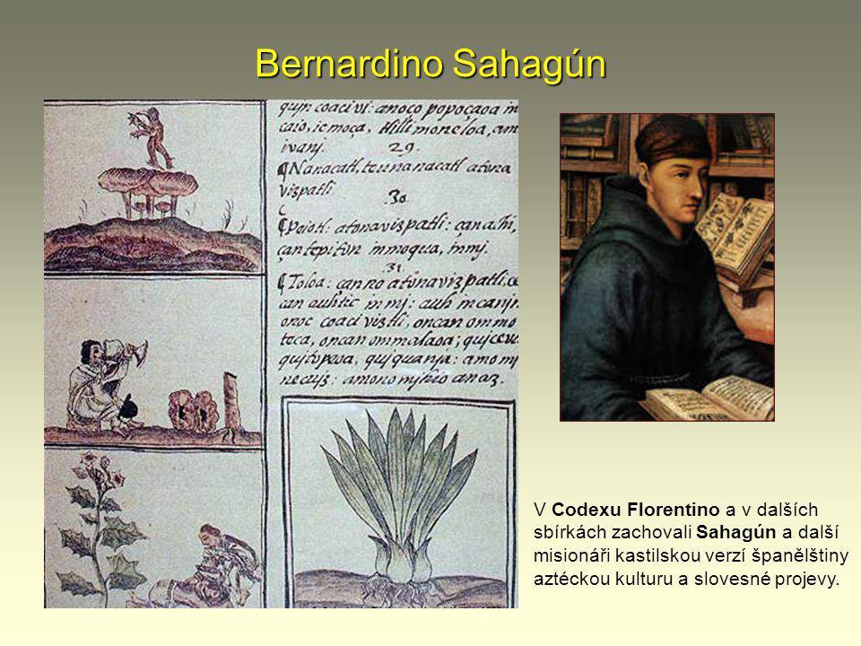 Bernardino Sahagún