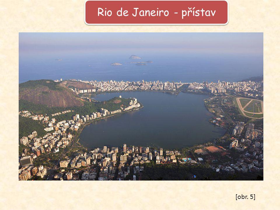 Rio de Janeiro - přístav
