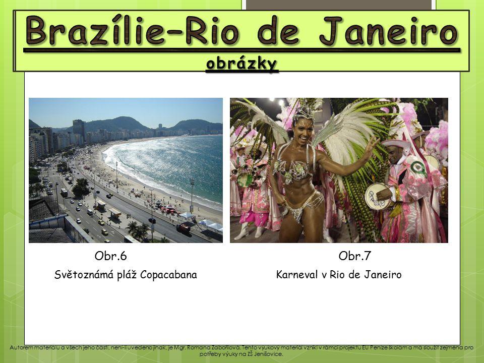 Brazílie–Rio de Janeiro obrázky