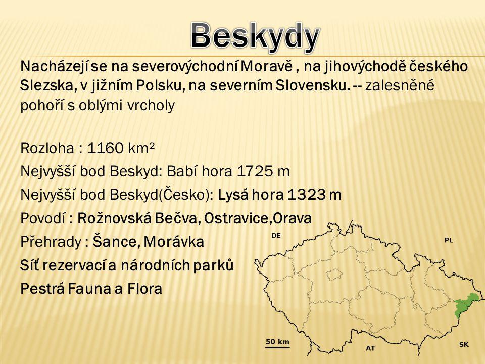 Beskydy