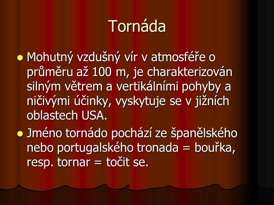 Tornáda