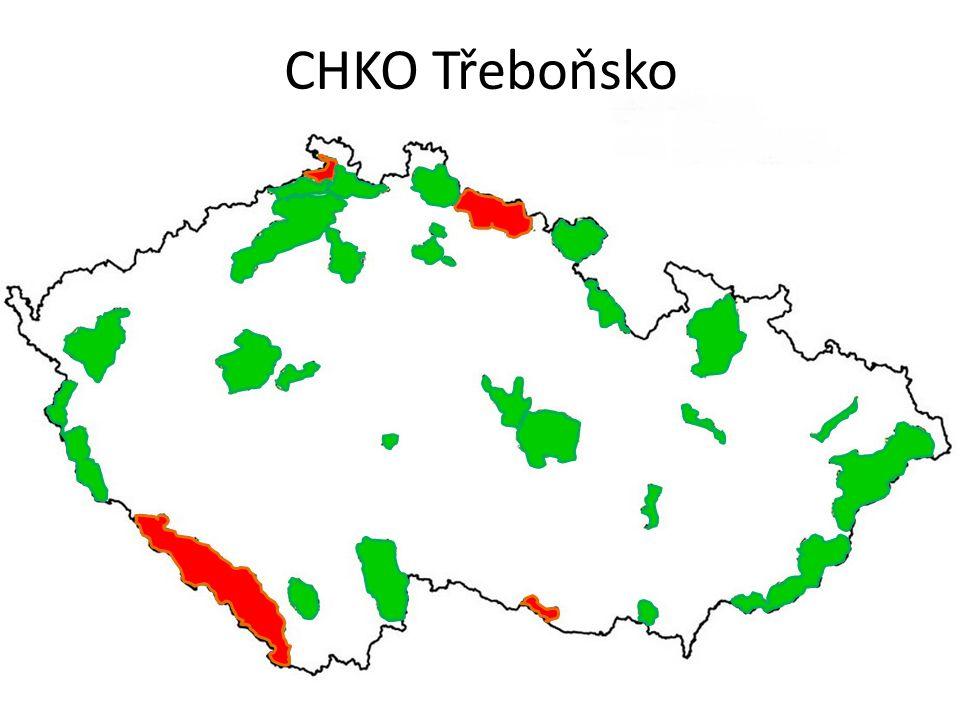 CHKO Třeboňsko
