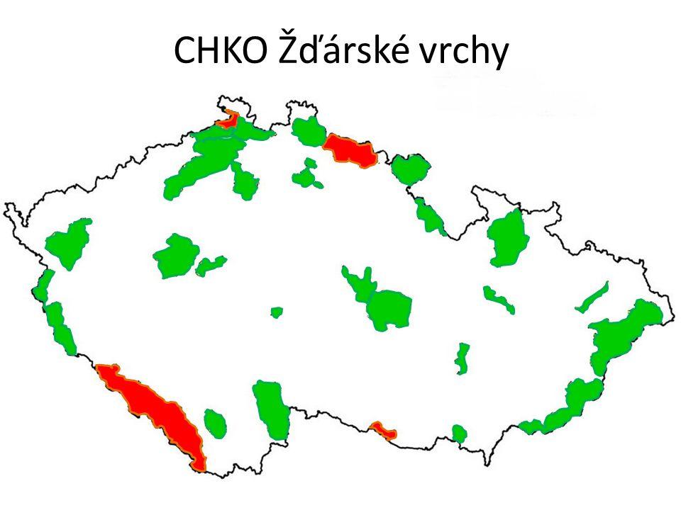 CHKO Žďárské vrchy