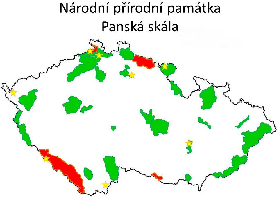Národní přírodní památka Panská skála