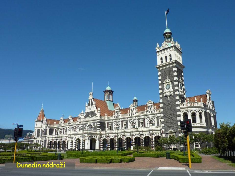 Dunedin nádraží
