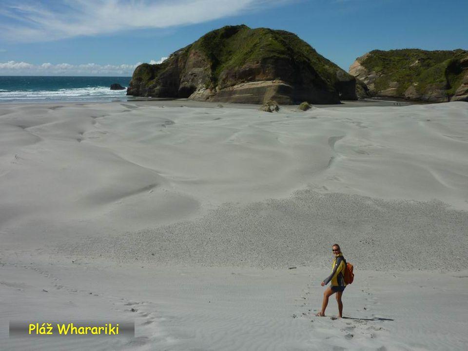 Pláž Wharariki