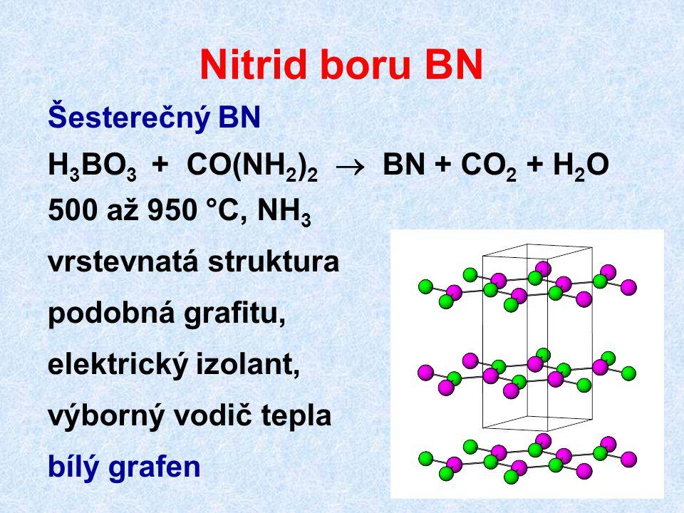 Nitrid boru BN Šesterečný BN