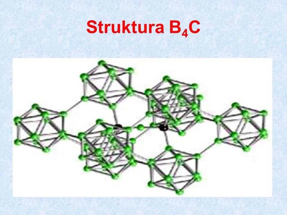 Struktura B4C