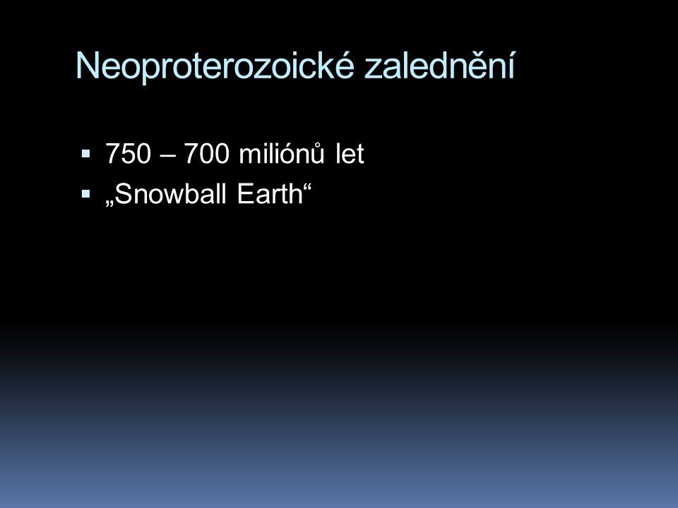 Neoproterozoické zalednění