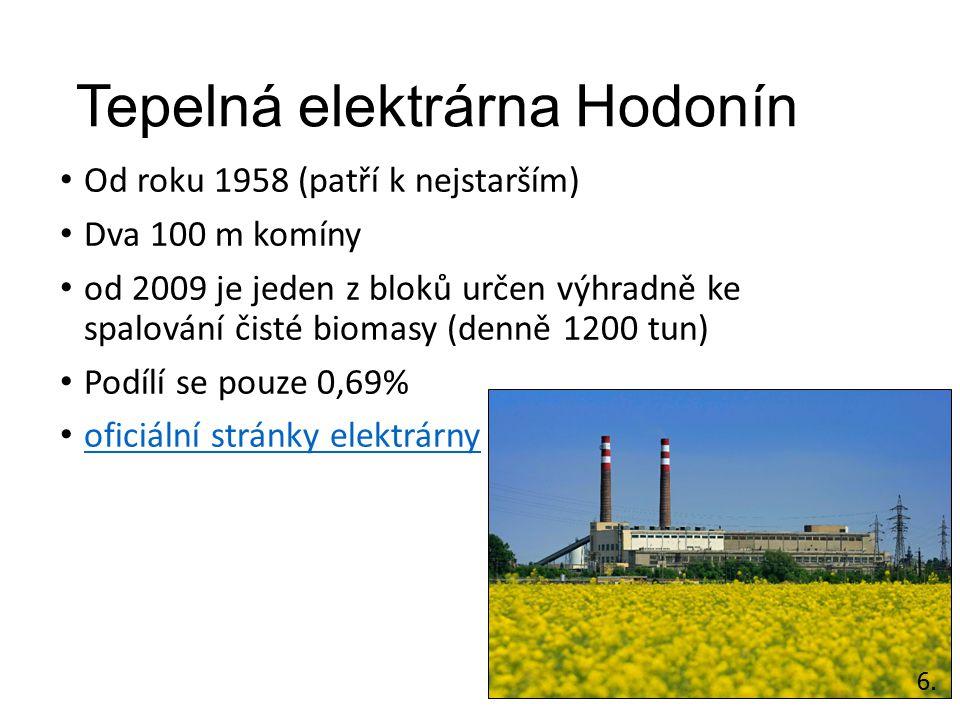 Tepelná elektrárna Hodonín