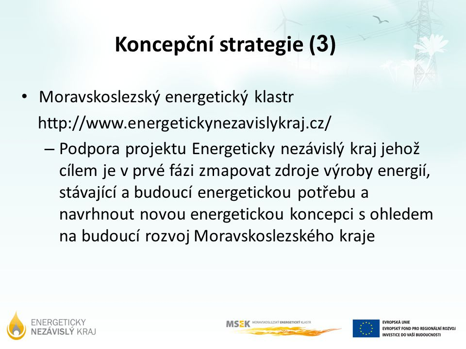Koncepční strategie (3)