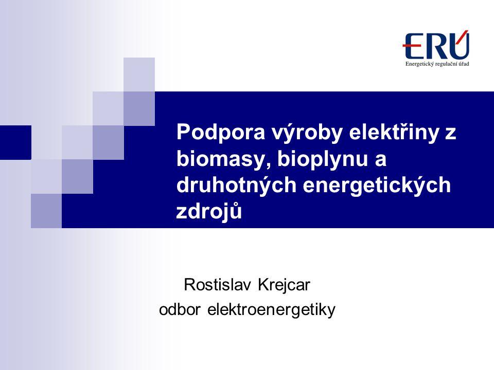 Rostislav Krejcar odbor elektroenergetiky
