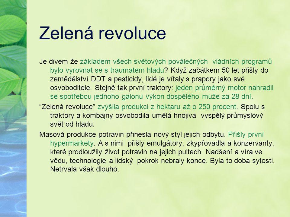 Zelená revoluce
