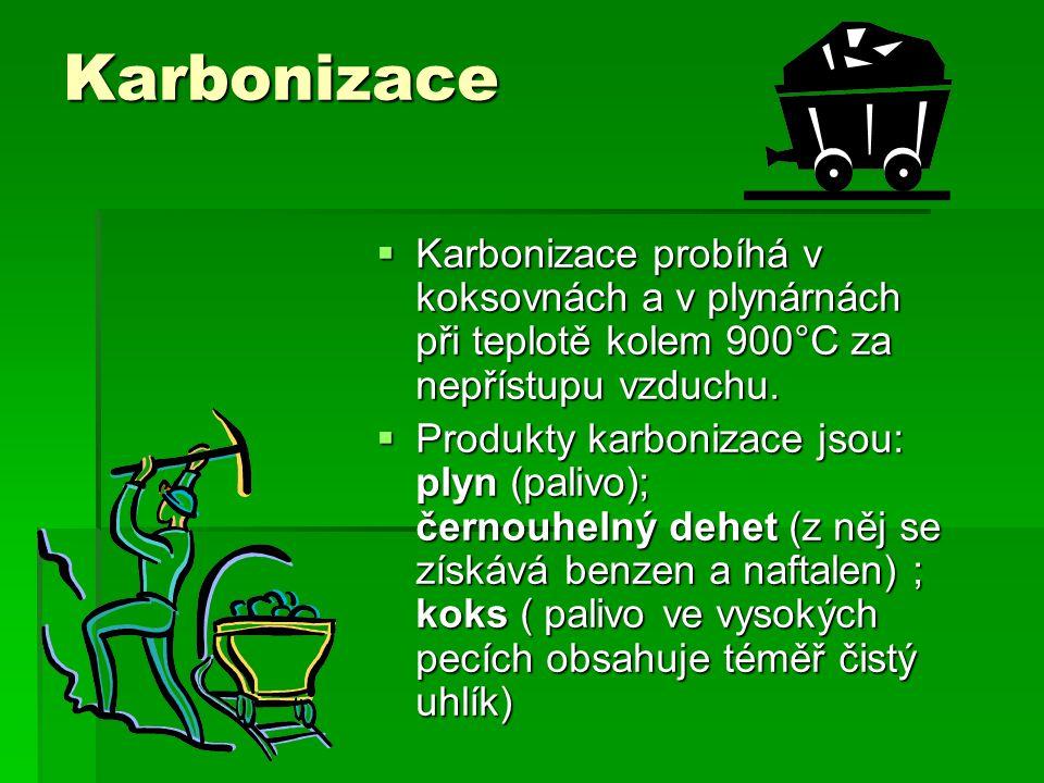 Karbonizace