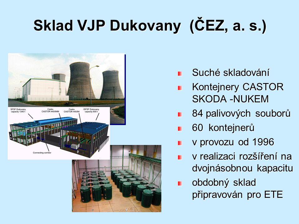 Sklad VJP Dukovany (ČEZ, a. s.)