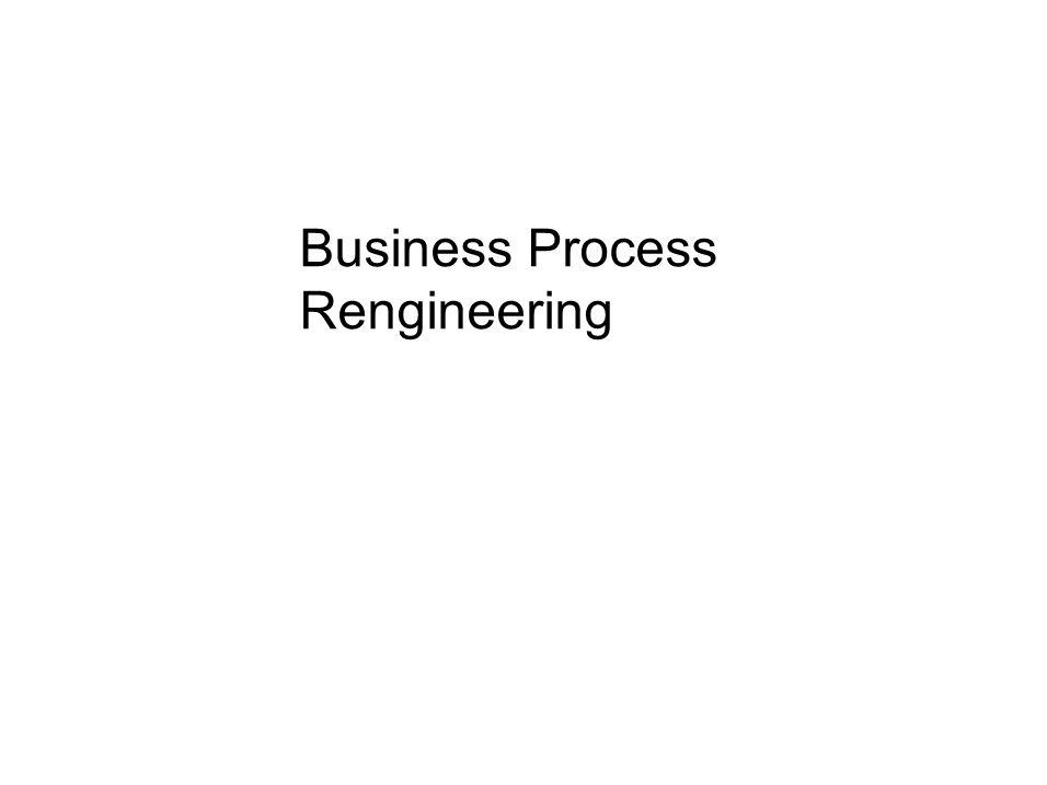 Business Process Rengineering