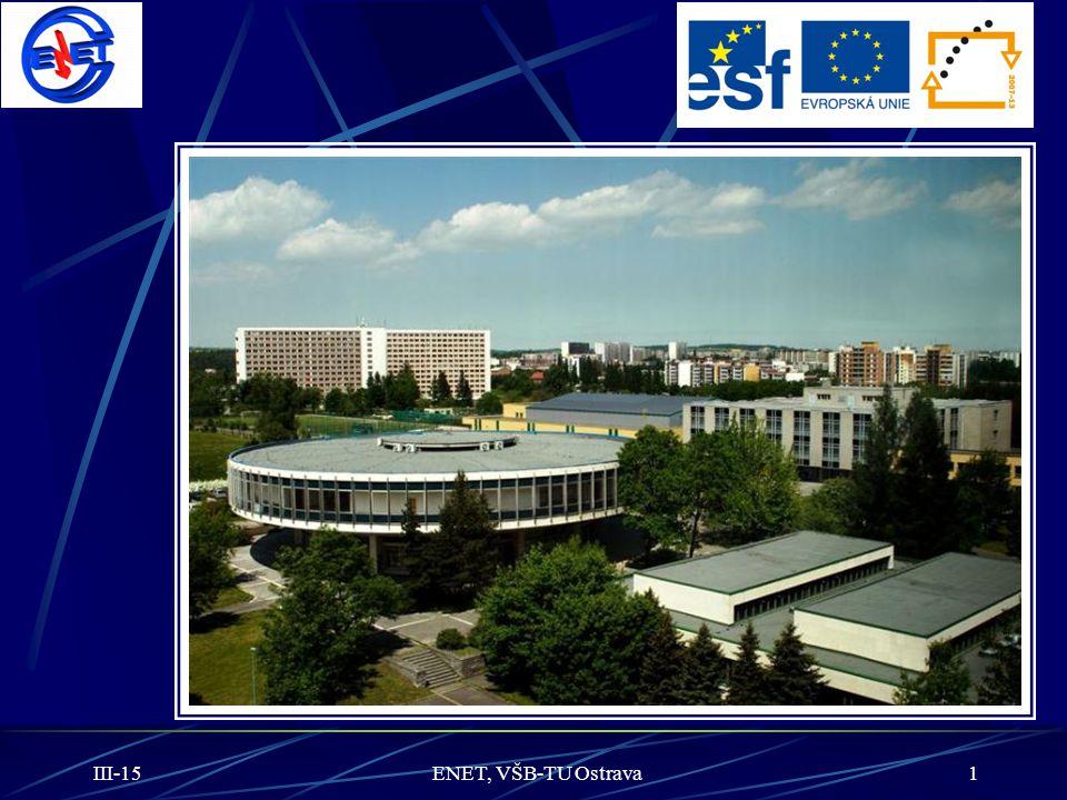 4-17 ENET, VŠB-TU Ostrava