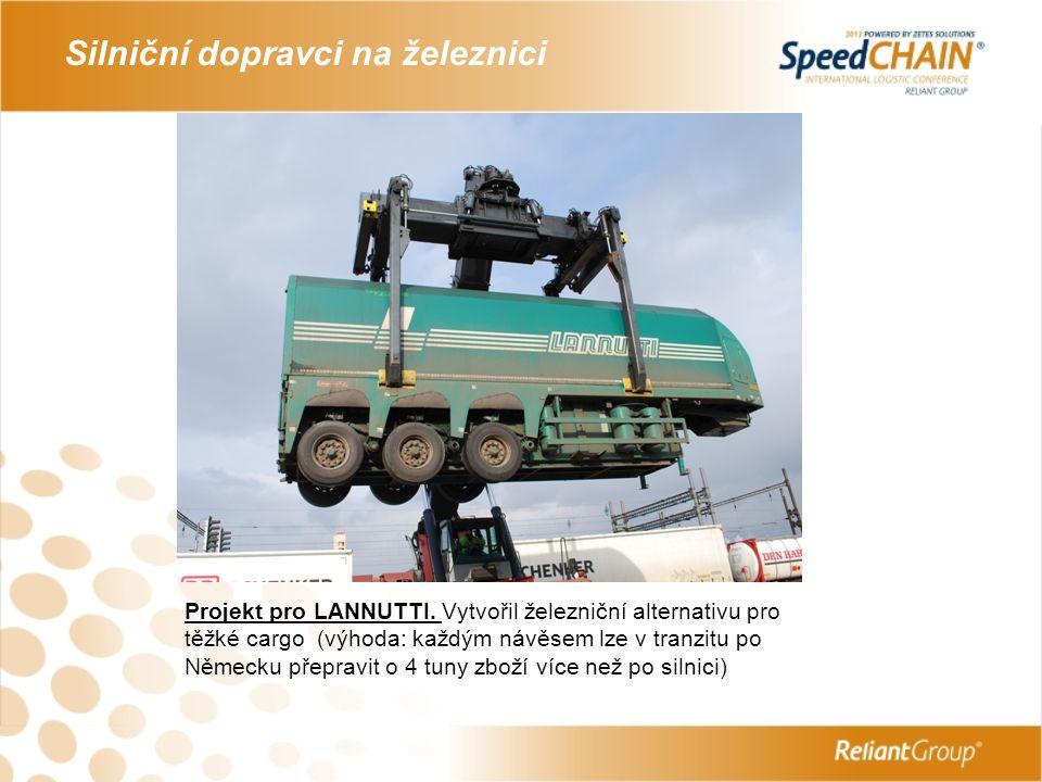 Silniční dopravci na železnici