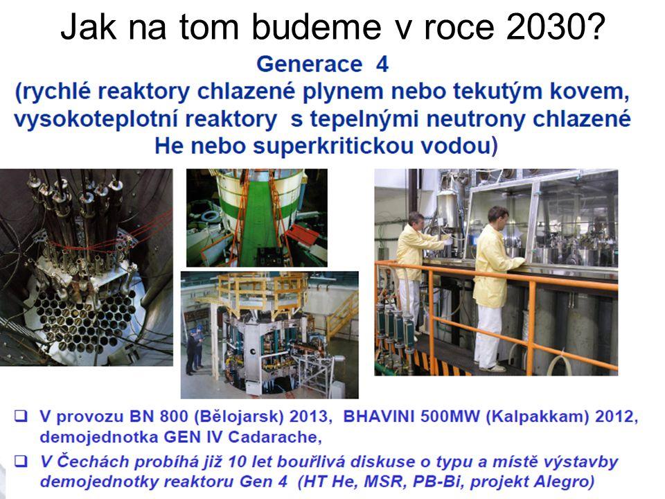 Jak na tom budeme v roce 2030 )