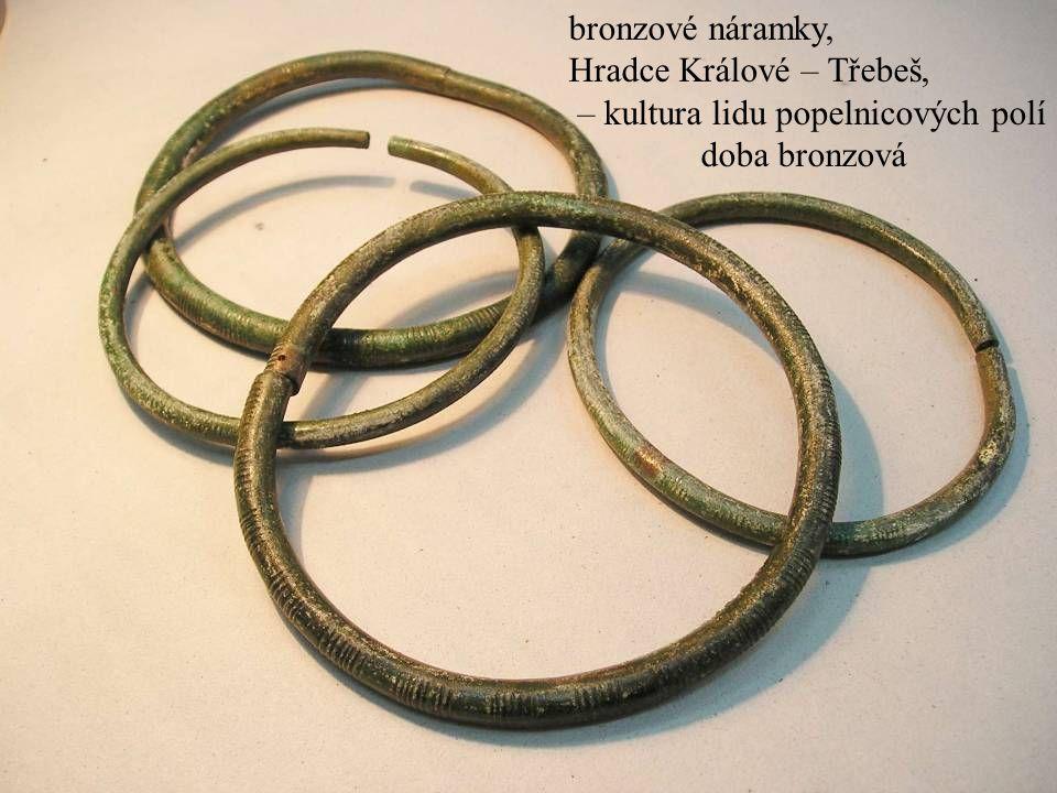 Hradce Králové – Třebeš, – kultura lidu popelnicových polí