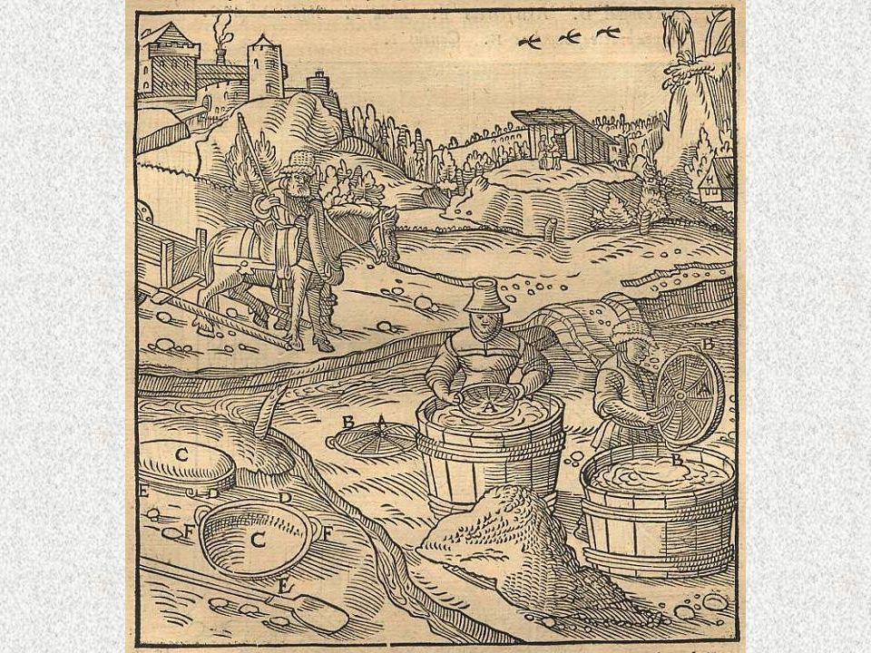 Georgius Agricola: De re metallica libri XII. Liber Octavus