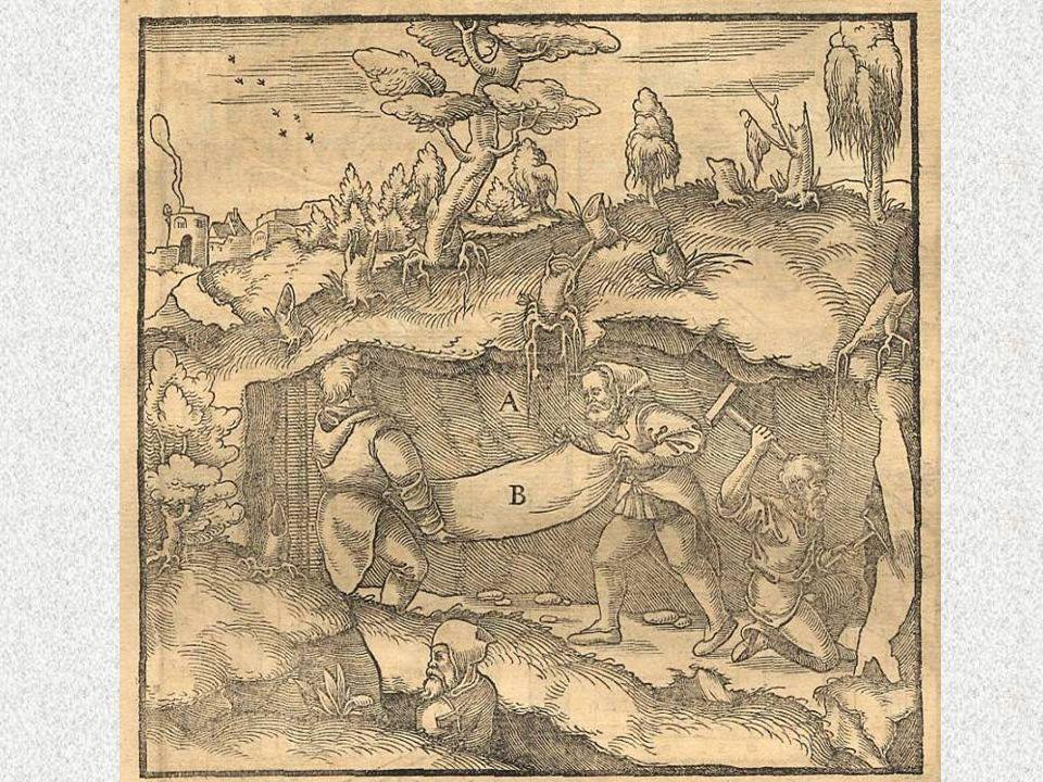 Georgius Agricola: De re metallica libri XII. Liber Sextus