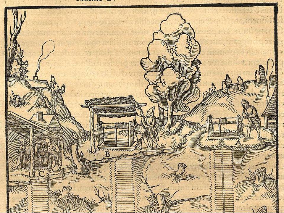 Georgius Agricola: De re metallica libri XII. Liber Quintus