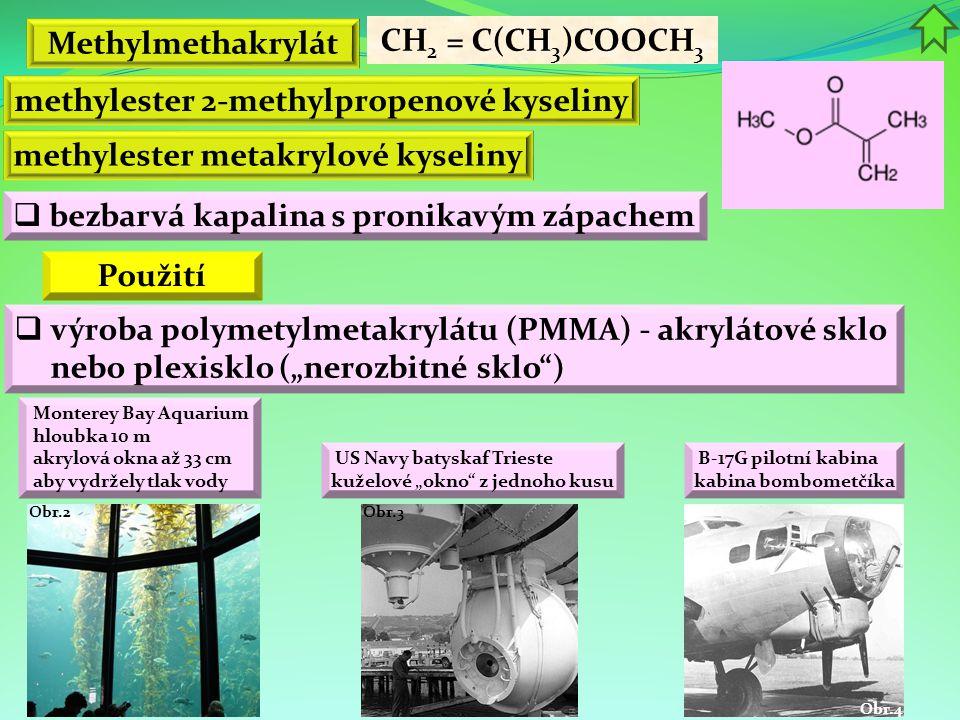 methylester 2-methylpropenové kyseliny