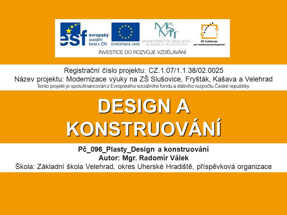 Pč_096_Plasty_Design a konstruování