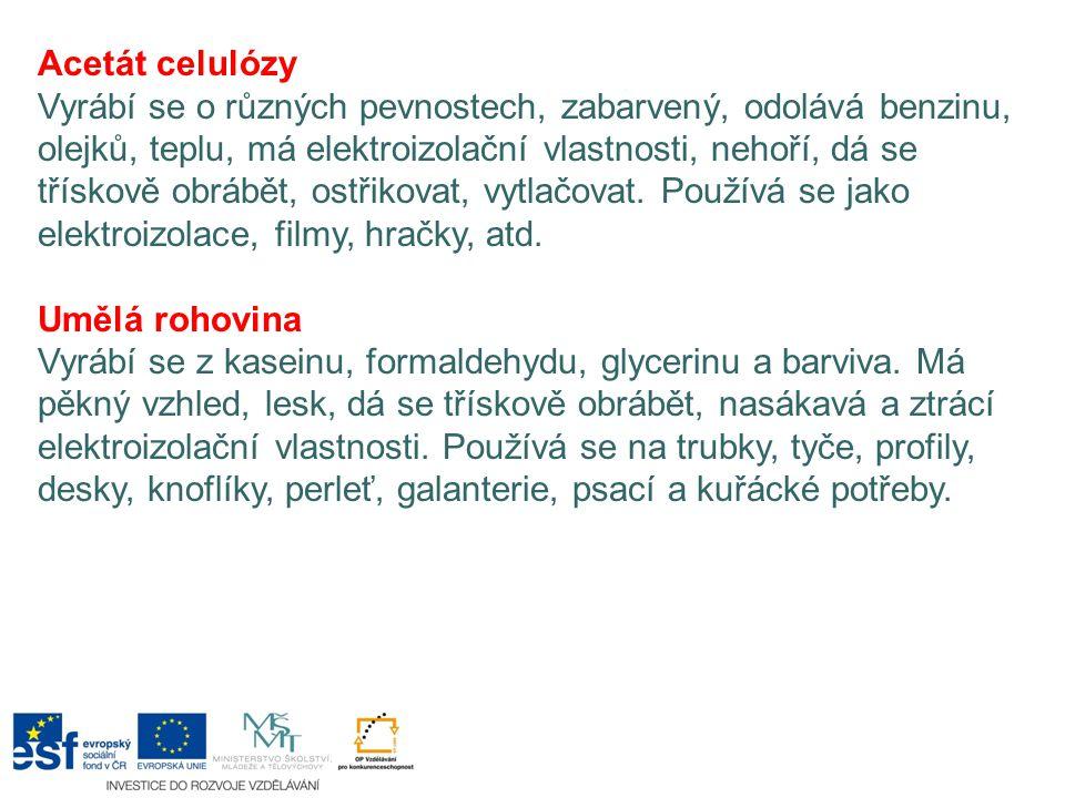 Acetát celulózy