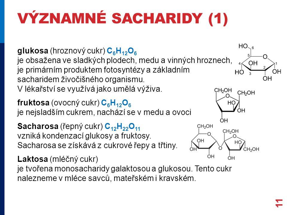 významné sacharidy (1)
