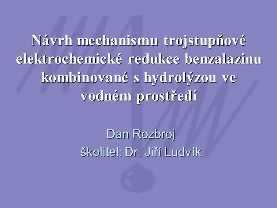 Dan Rozbroj školitel: Dr. Jiří Ludvík