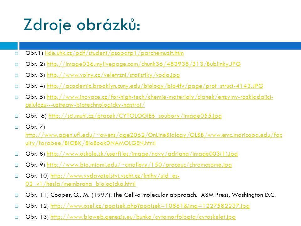 Zdroje obrázků: Obr.1) lide.uhk.cz/pdf/student/psopatp1/parchemuzit.htm. Obr. 2) http://image036.mylivepage.com/chunk36/483938/313/Bublinky.JPG.
