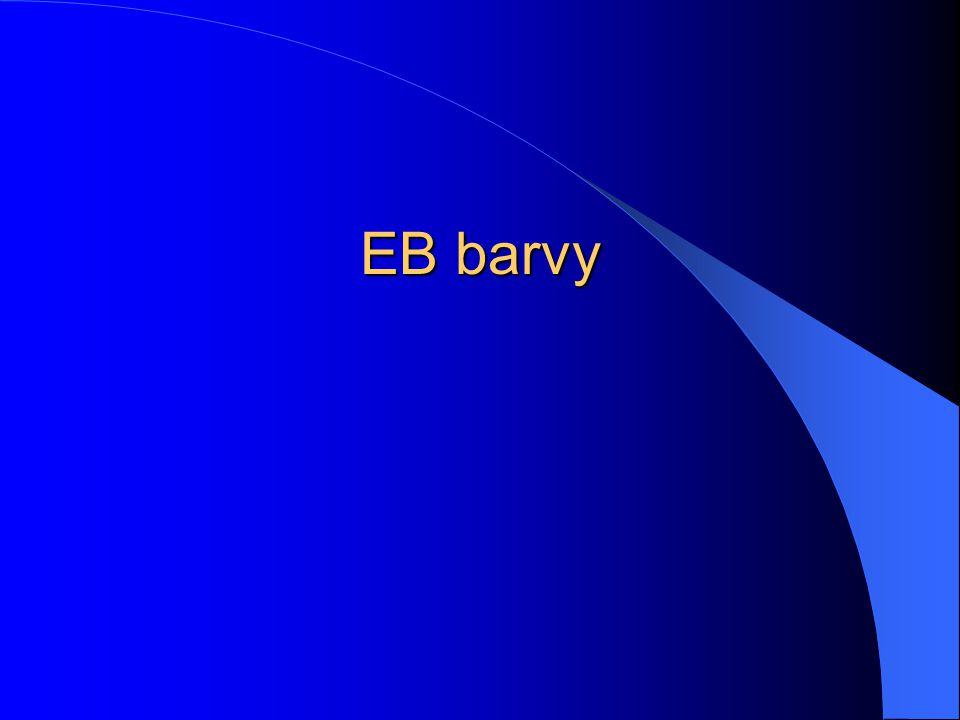 EB barvy