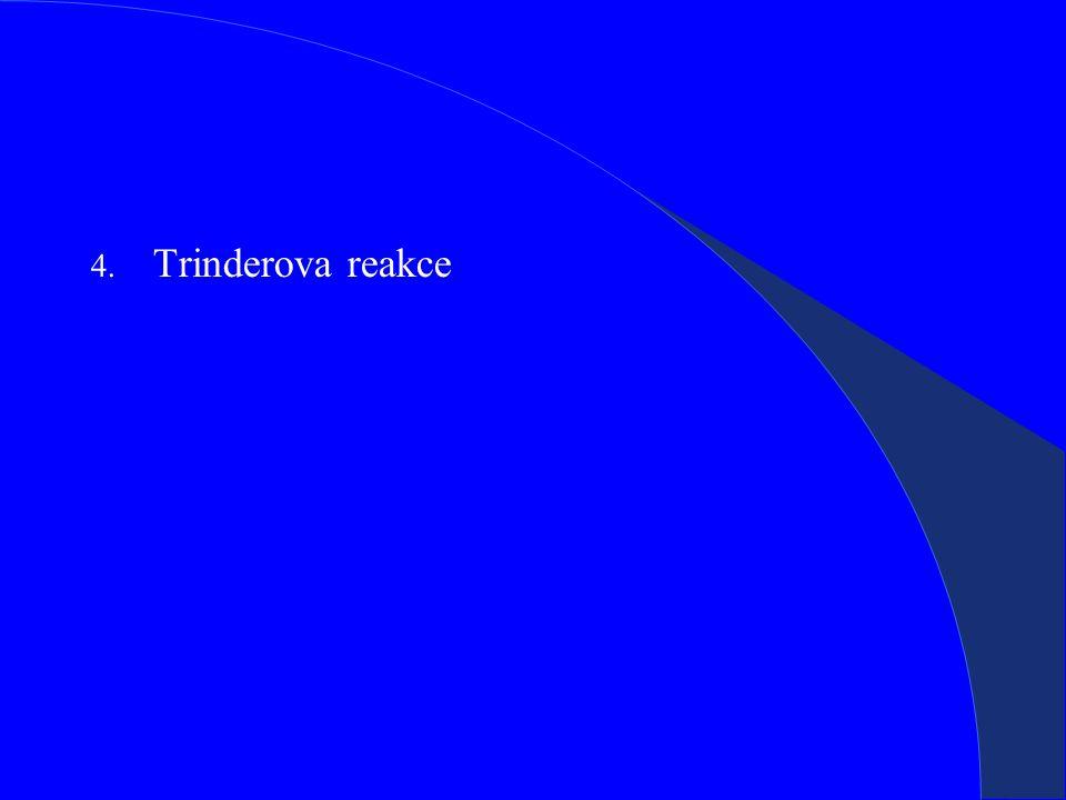 Trinderova reakce