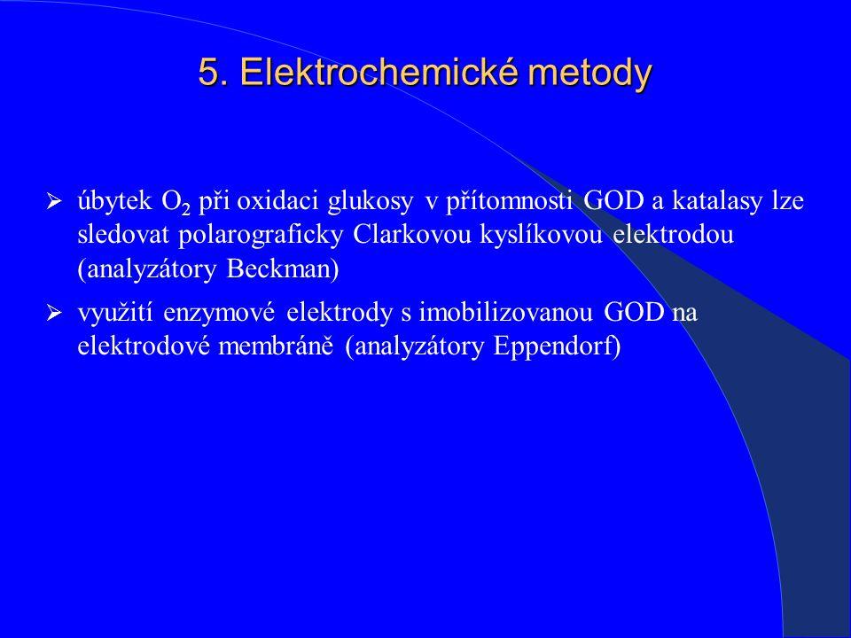 5. Elektrochemické metody