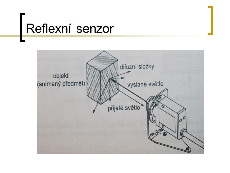 Reflexní senzor