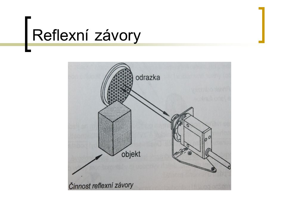Reflexní závory