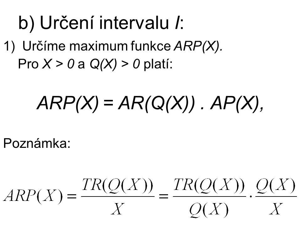ARP(X) = AR(Q(X)) . AP(X),