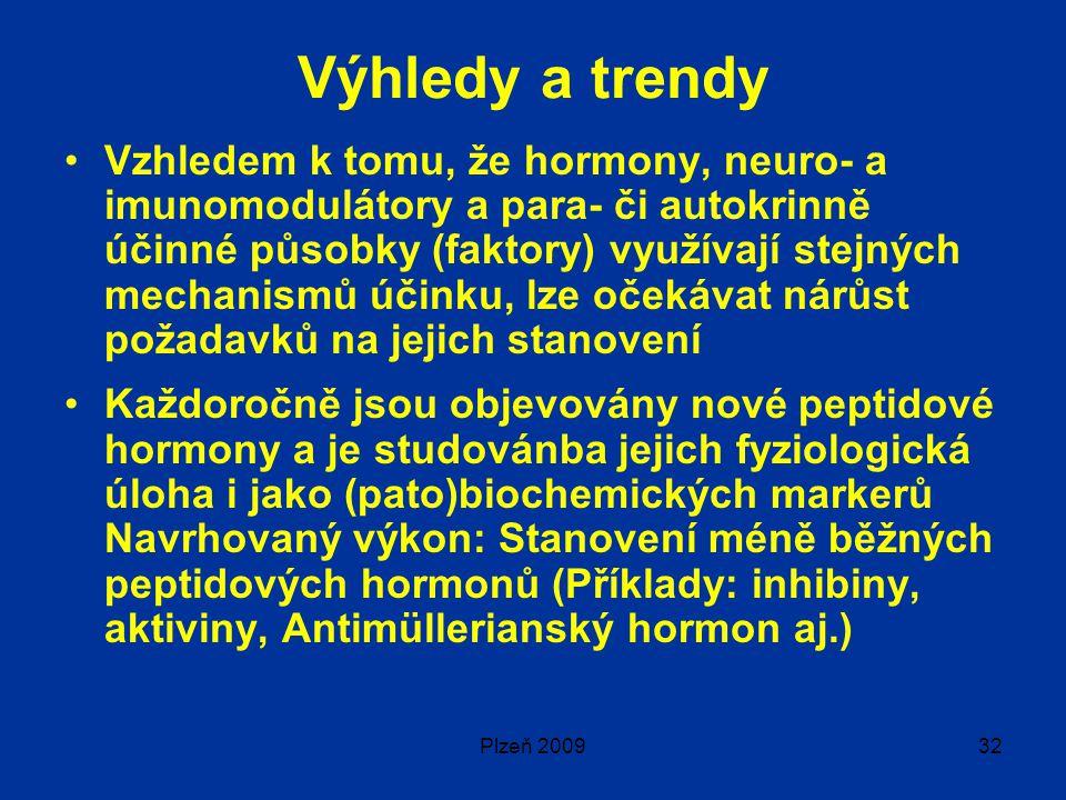 Výhledy a trendy