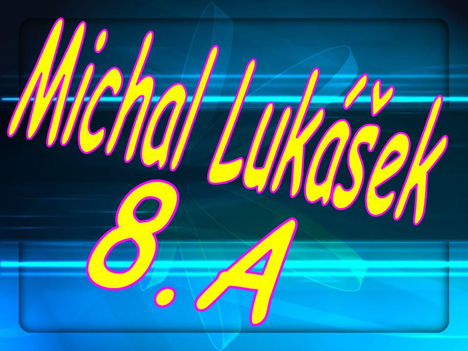 Michal Lukášek Michal Lukášek 8.A Michal Lukášek