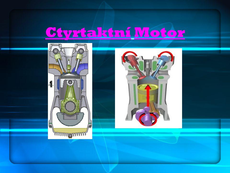 Ctyrtaktní Motor