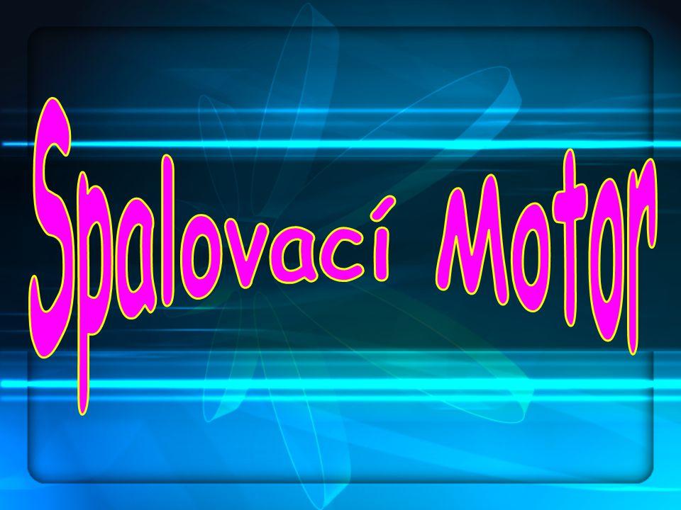 Michal Lukášek Spalovací Motor Michal Lukášek