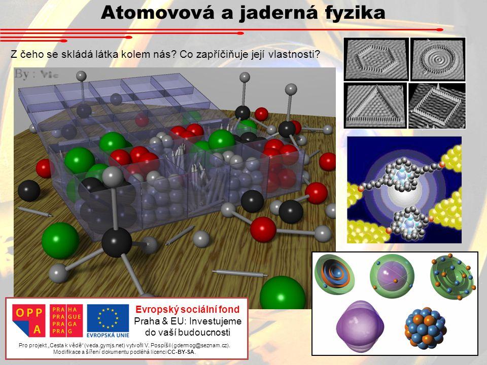 Atomovová a jaderná fyzika