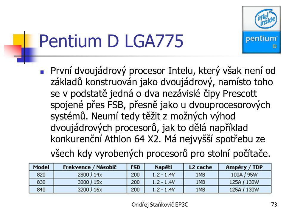 Pentium D LGA775