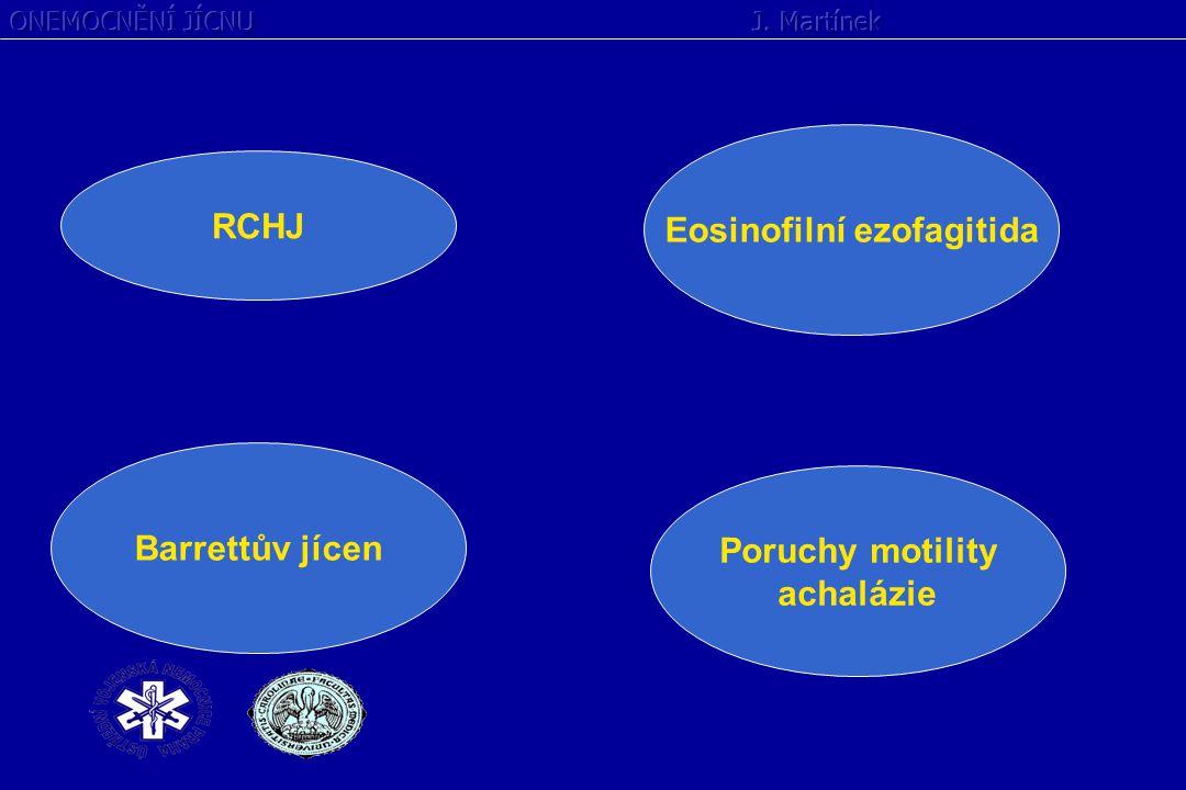 Eosinofilní ezofagitida