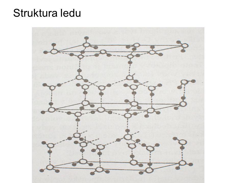 Struktura ledu