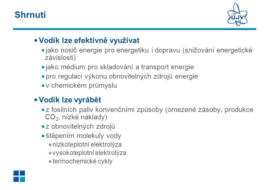 Vodíkové hospodářství