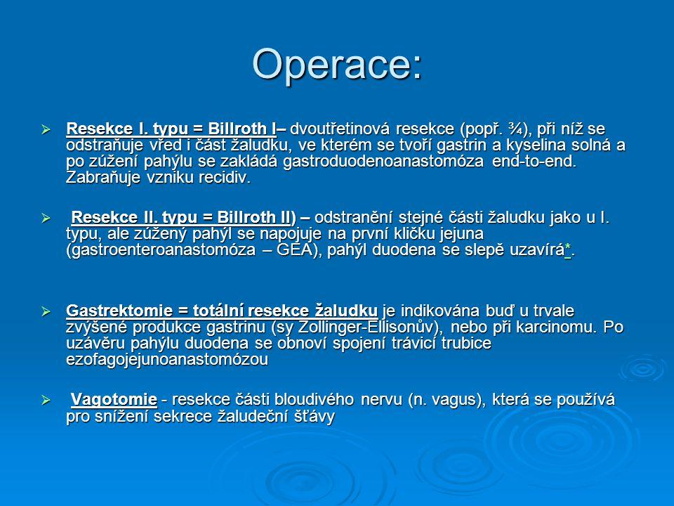Operace:
