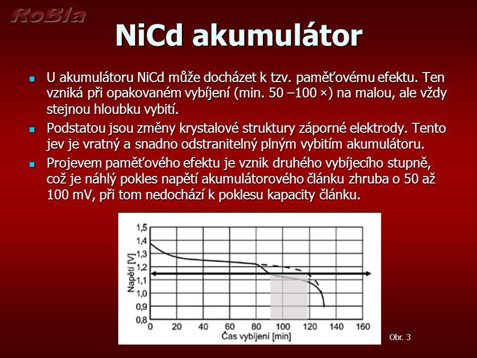 NiCd akumulátor